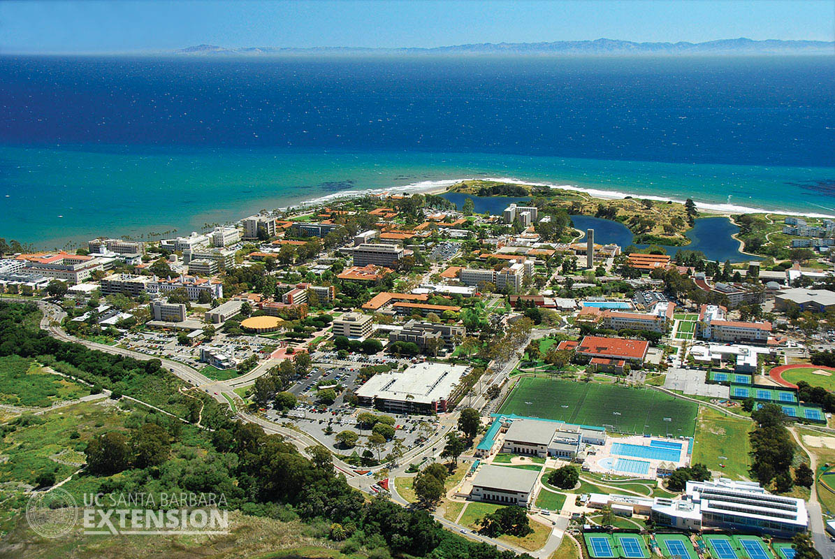 Beautiful UCSB